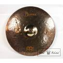 "MEINL BYZANCE EXTRA DRY SIGNATURE MIKE JOHNSTON TRANSITION RIDE 21"" ""HAND SELECTED"" - B21TSR - PIATT"