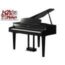 YAMAHA CLP565 GP PIANOFORTE DIGITALE A CODA NERO USATO