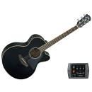 Yamaha CPX500 III Vintage Black Chitarra elettroacustica