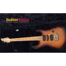 Suhr Guthrie Govan Antique Modern 2 Tone Tobacco Burst Used Perfect Condition