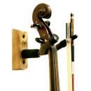 Stringswing Cc01v/oak - Supporto A Muro Per Violino E Viola (quercia)