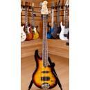 Lakland Skyline Series 55-02 Deluxe Rosewood Fingerboard 3 Tone Sunburst