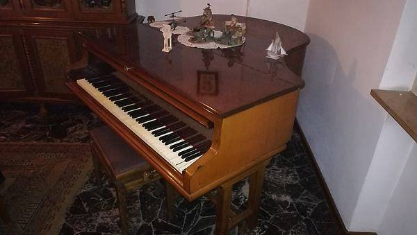 Sgabello pianoforte arredamento mobili e accessori per la casa