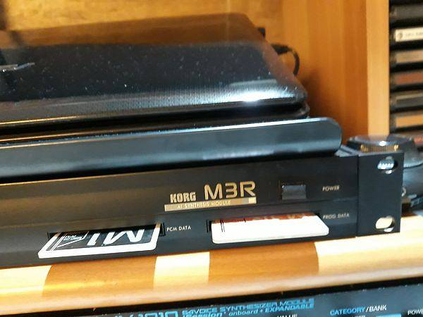 KORG M3R EXPANDER RACK - #6253504 - su Mercatino Musicale in