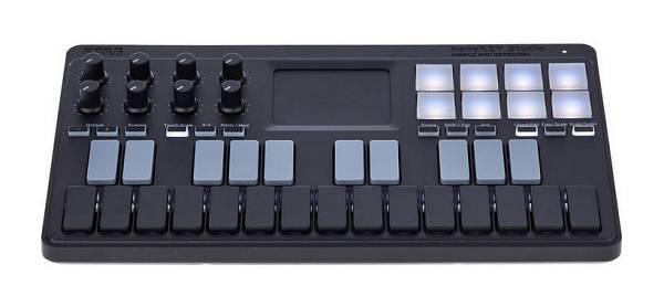 Home Audio Components Other Dj Equipment Korg Nanokey Studio Controller Tastiera Midi Usb Bluetooth 25 Tasti Per Studio