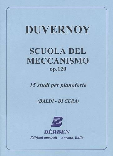 Duvernoy Carisch Scuola Primaria Per Pianoforte
