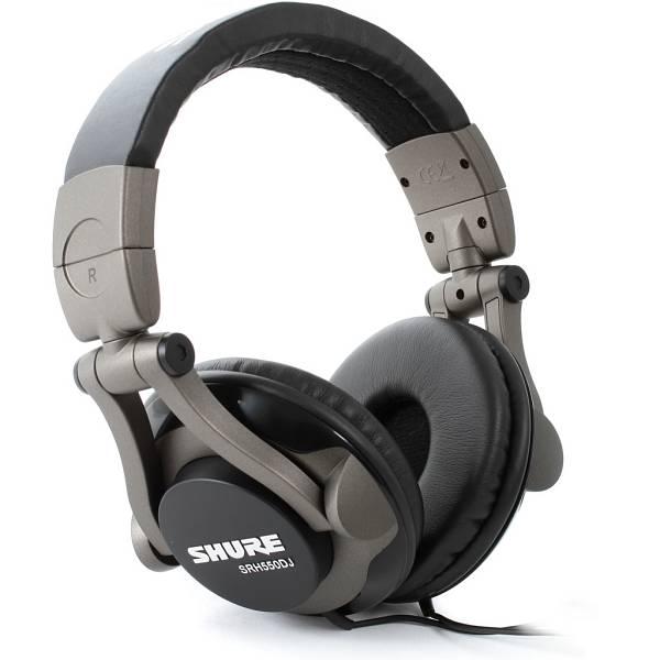 CUFFIA PER DJ SHURE SRH550DJ -  4190618 - su Mercatino Musicale in ... b0ee118afa0b