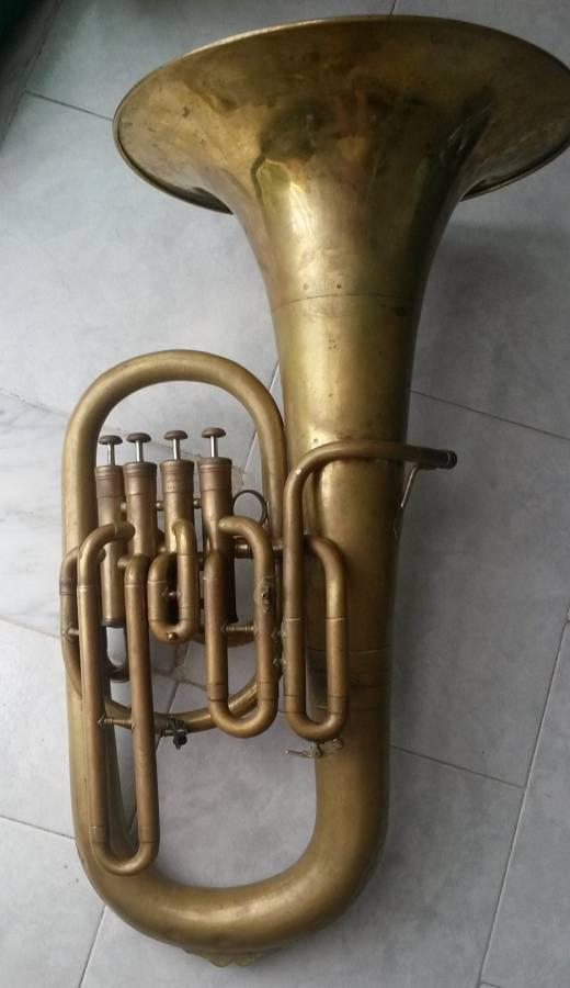 FLICORNO BARITONO ANBORG COMO -  4280325 - su Mercatino Musicale in ... ecb25d3fd3a