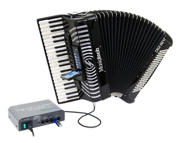 Musictech dual link #5880625 su mercatino musicale in fisarmoniche