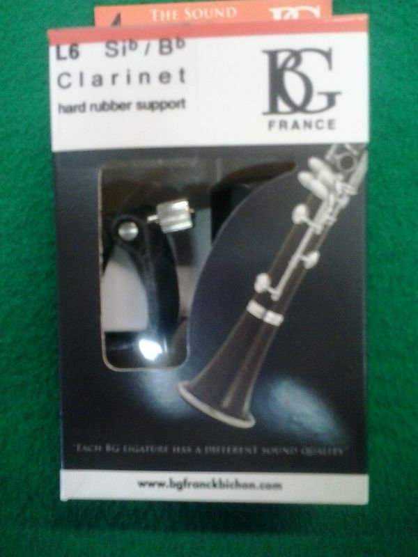 Bg France super revelation l4sr Legatura clarinetto sib