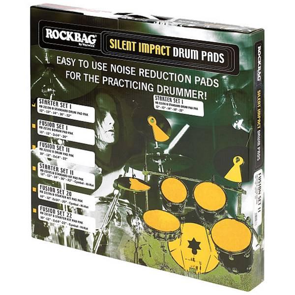 DUNLOP 6400 Kit per la pulizia batteria Acustica e Patti Cymbal /& Drum Care