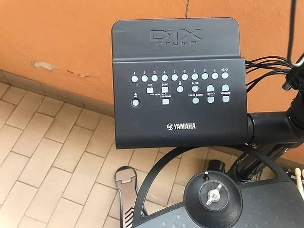 Yamaha dtx k sgabello e cuffie su mercatino