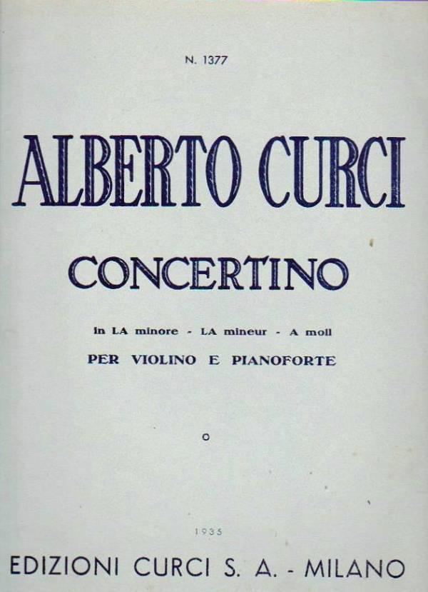 CURCI VIOLINO DOWNLOAD
