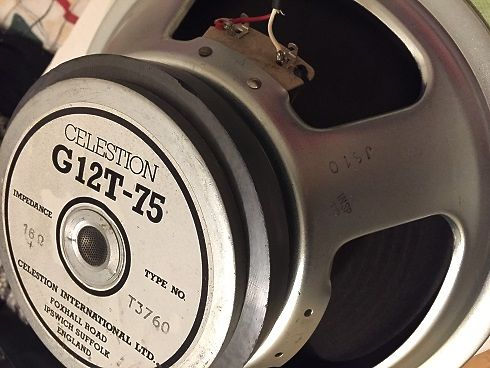 celestion g12t 75 made in england
