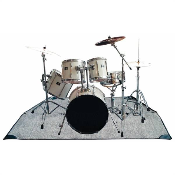 Accessori per batteria Rockbag RB22201B Drum Floor Carpet 200X200