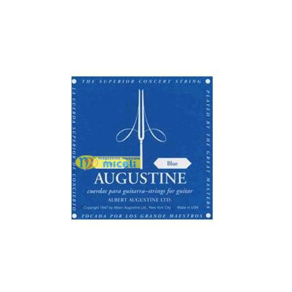Augustine Black Corda Singola Chitarra Classica Mi E 1