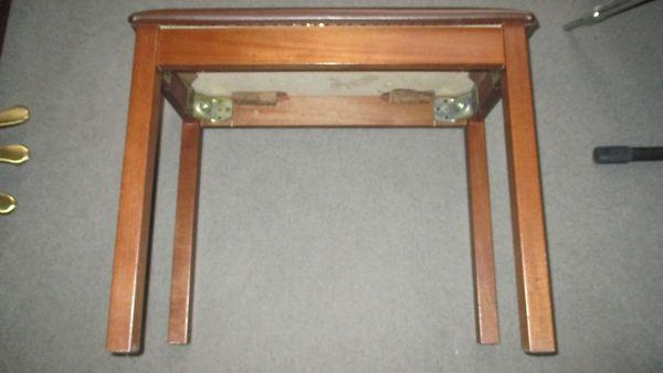 Sgabello per piano tastiera marrone legno spese incluse #5821874