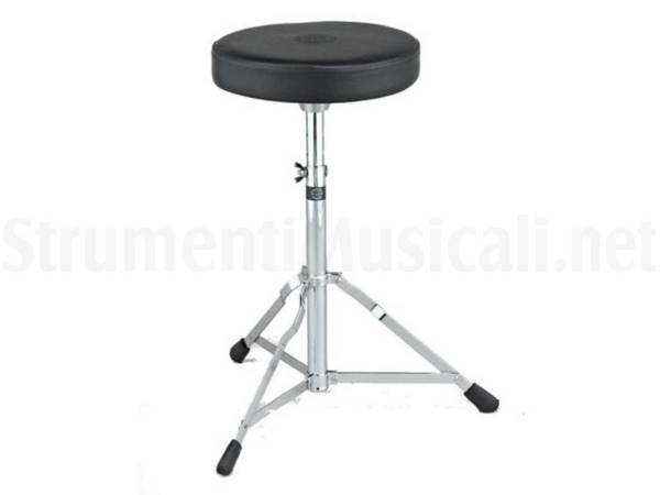 Play music store sgabello cromato per batteria sgabello per