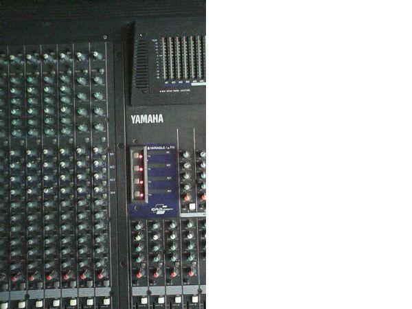 YAMAHA MGP32X MIXER ANALOGICO 32 CANALI CON EFFETTI