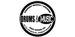 DRUMS E MUSIC
