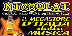 NICCOLAI - Grandi Magazzini della Musica